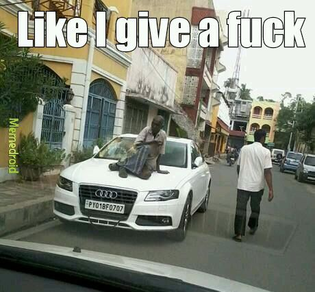 Oh India, you amaze me sometimes - meme