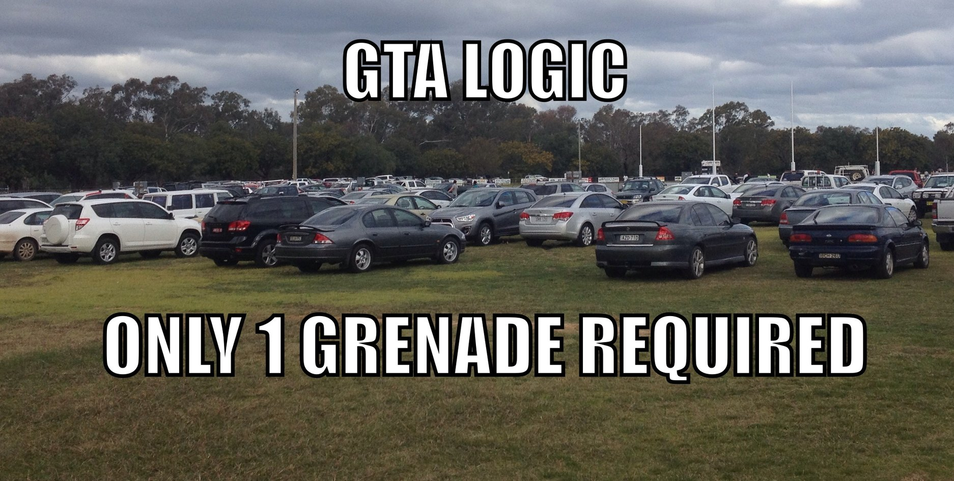 I love those Gta chain reactions - meme