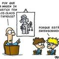 A justiça está a passos lentos para o fim da impunidade no Brasil