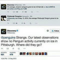 Discovery Channel burns the Pittsburgh Penguins