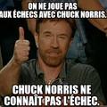 Chuck Norris approuve