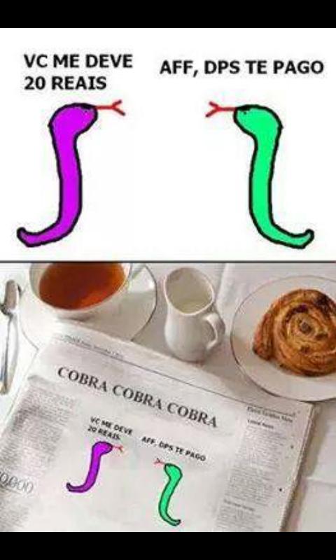 Cobra cobra cobra... - meme