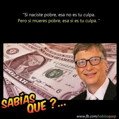 Bill Gates billetes locos ! - meme