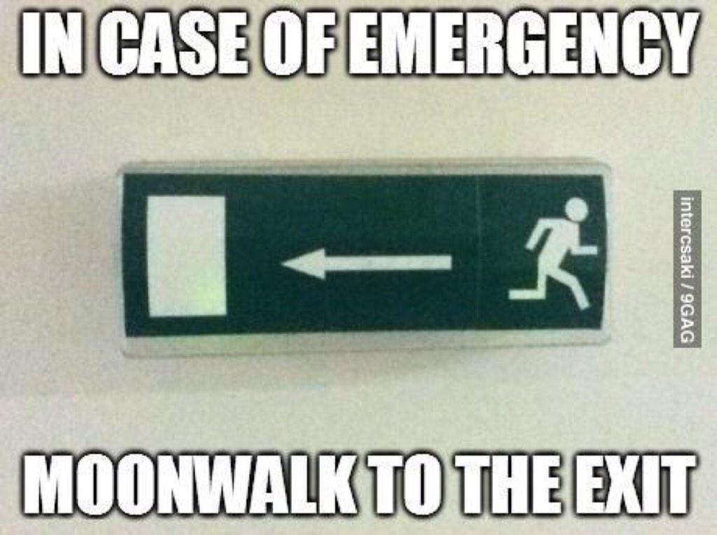 Moonwalk - meme