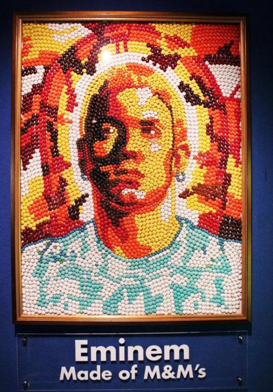 Eminem feito de eminem -q - meme