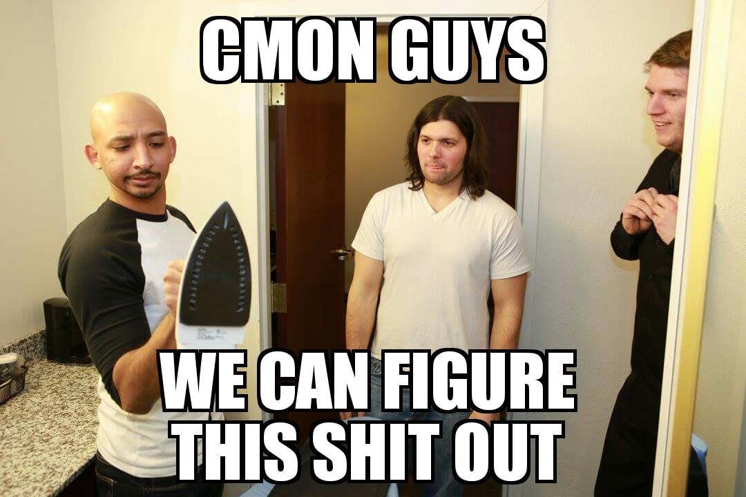 Irons - meme