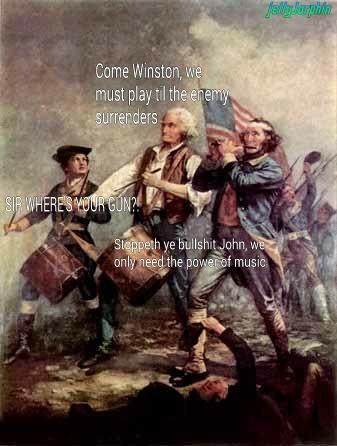 Come Winston - meme