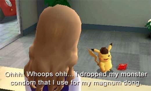 oh my pikachu - meme