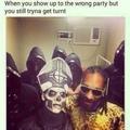 Snoop ft. Ghost yeeah