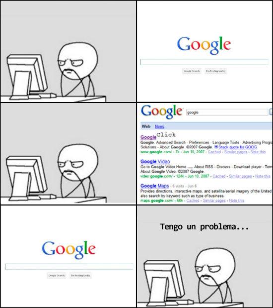 Google :v - meme