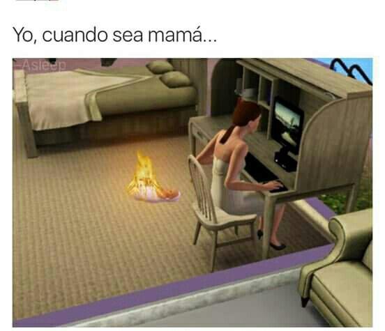 Sims :v - meme