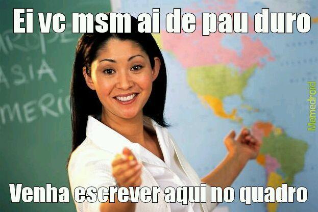 Sempre ;-; - meme