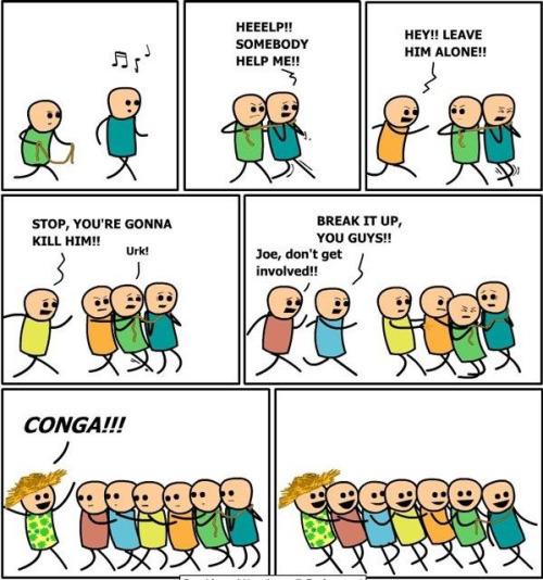 *Conga! - meme