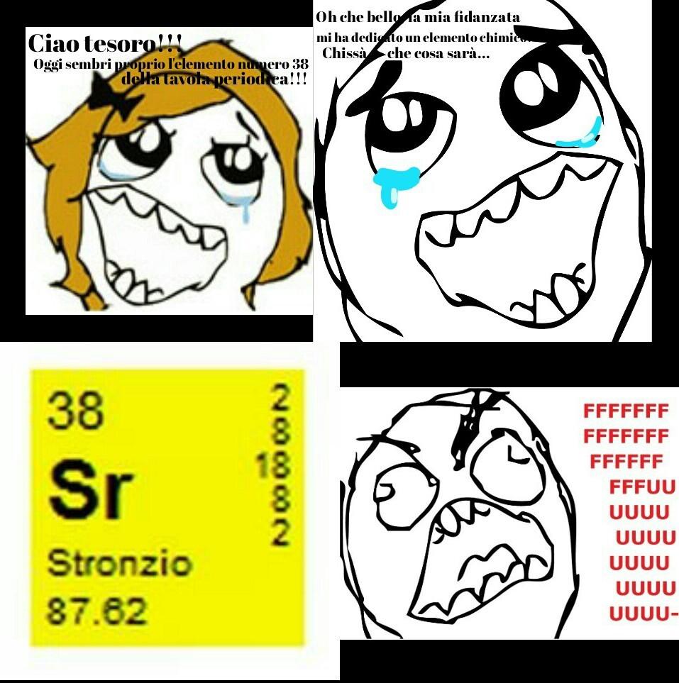 La chimica incomprensibile - meme