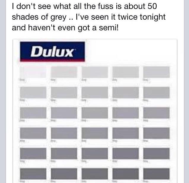 50 shades - meme