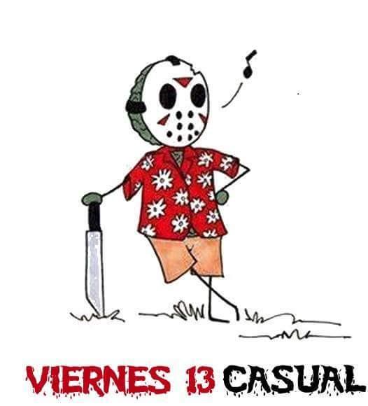 Feliz viernes 13!! - meme