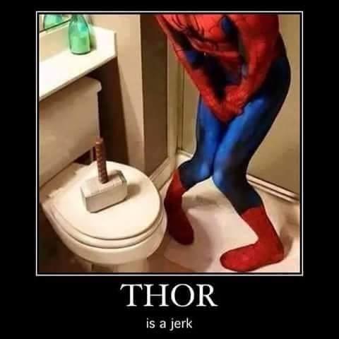 Hammer's thor ;) - meme