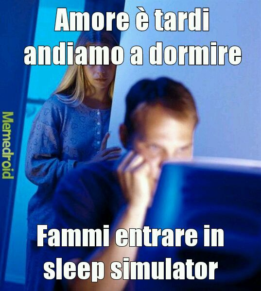Dormire digital - meme