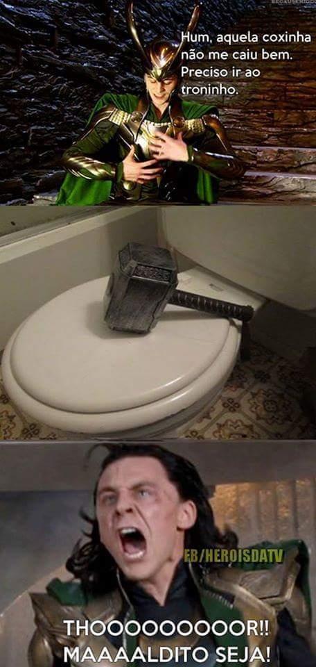 THORlagem.. - meme