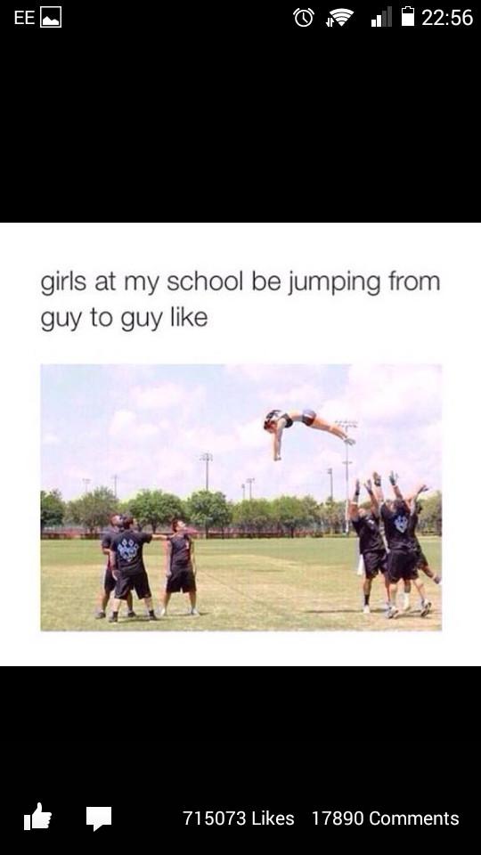 Secondary school... - meme