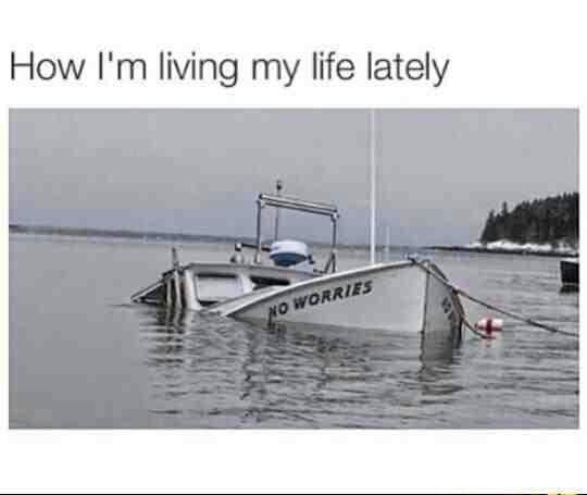 No worries - meme