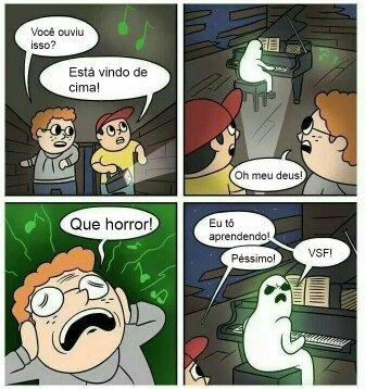 Amedrontador! - meme