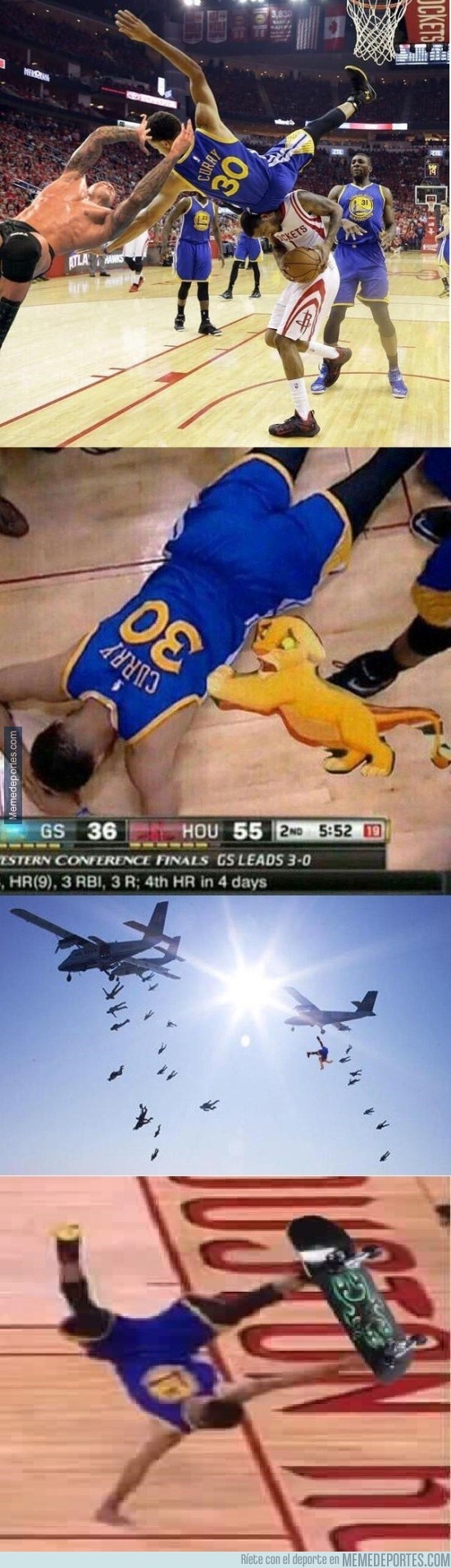 Stephen Curry MVP - meme
