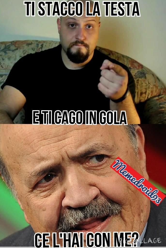 #W Maurizio Costanzo - meme