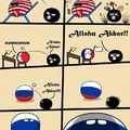 What rusia fight