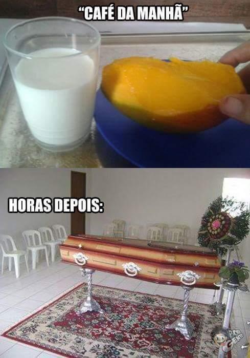 E morreu... - meme
