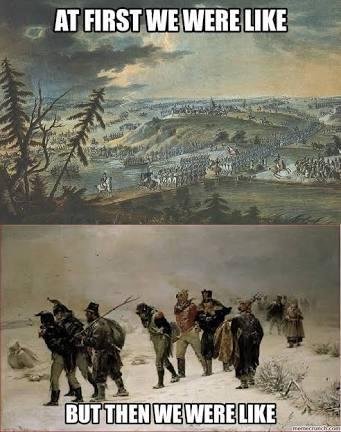Napoléon - meme