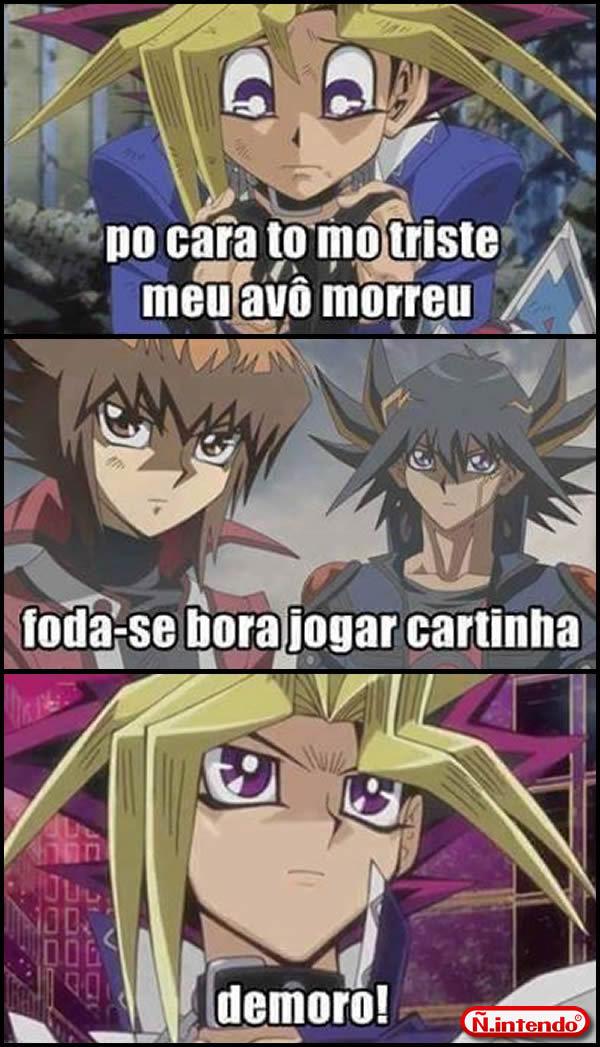 Cartinhas - meme