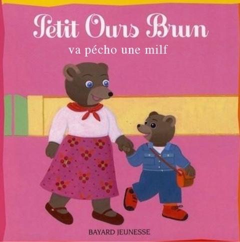 petit ours brun#2 - meme
