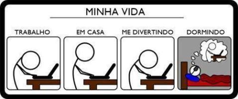 MINHA LIFE <3 - meme