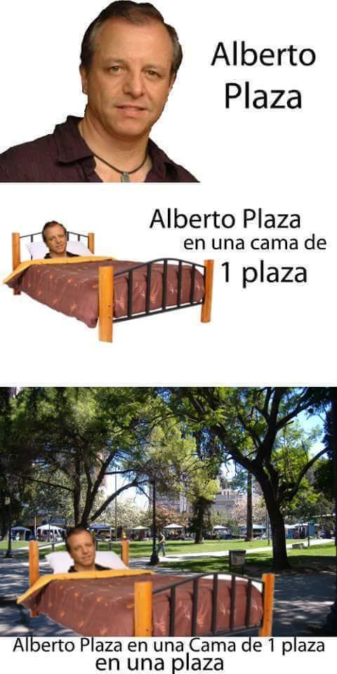 Alberto plaza - meme