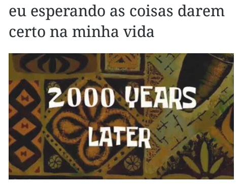 Years - meme