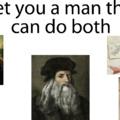 Leonardo Da Vinci - Artist AND Scientist