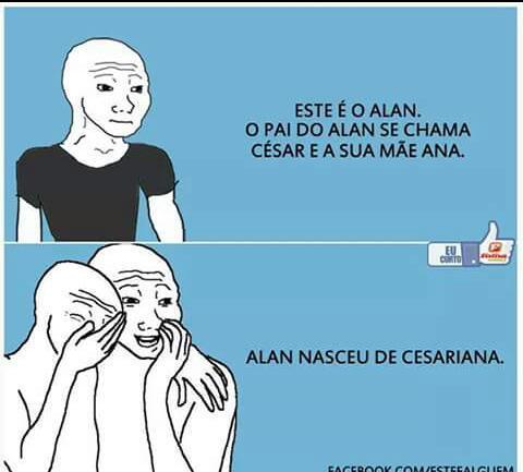 Césariana - meme