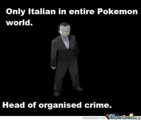 Since my name is Geovanni I've always found this interesting. - meme