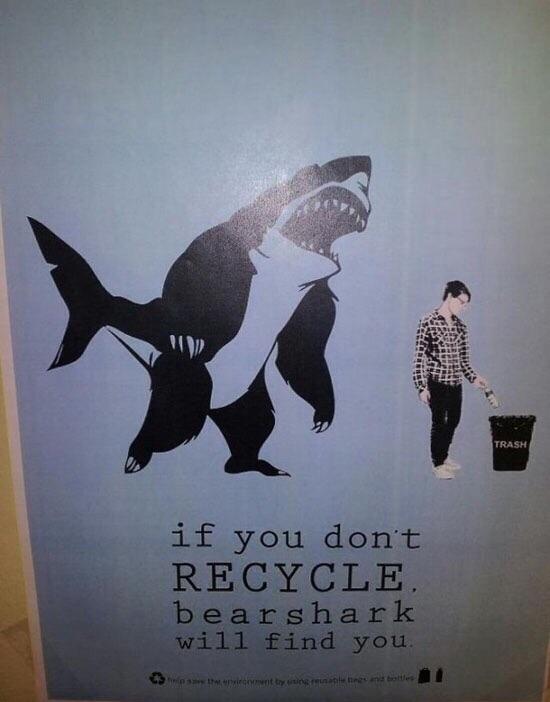 Please Recycle - meme
