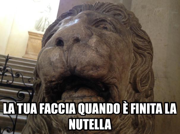 Nutella!!! - meme