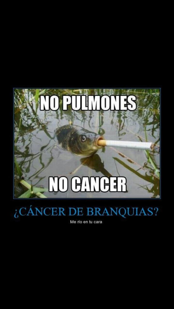 No cáncer - meme