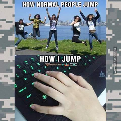 For Gamers everywhere! - meme