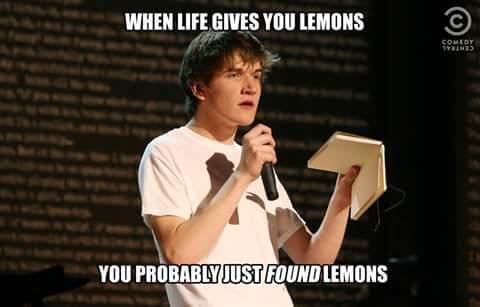 Lemons - meme