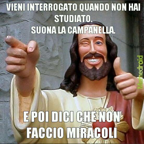 Gesù - meme