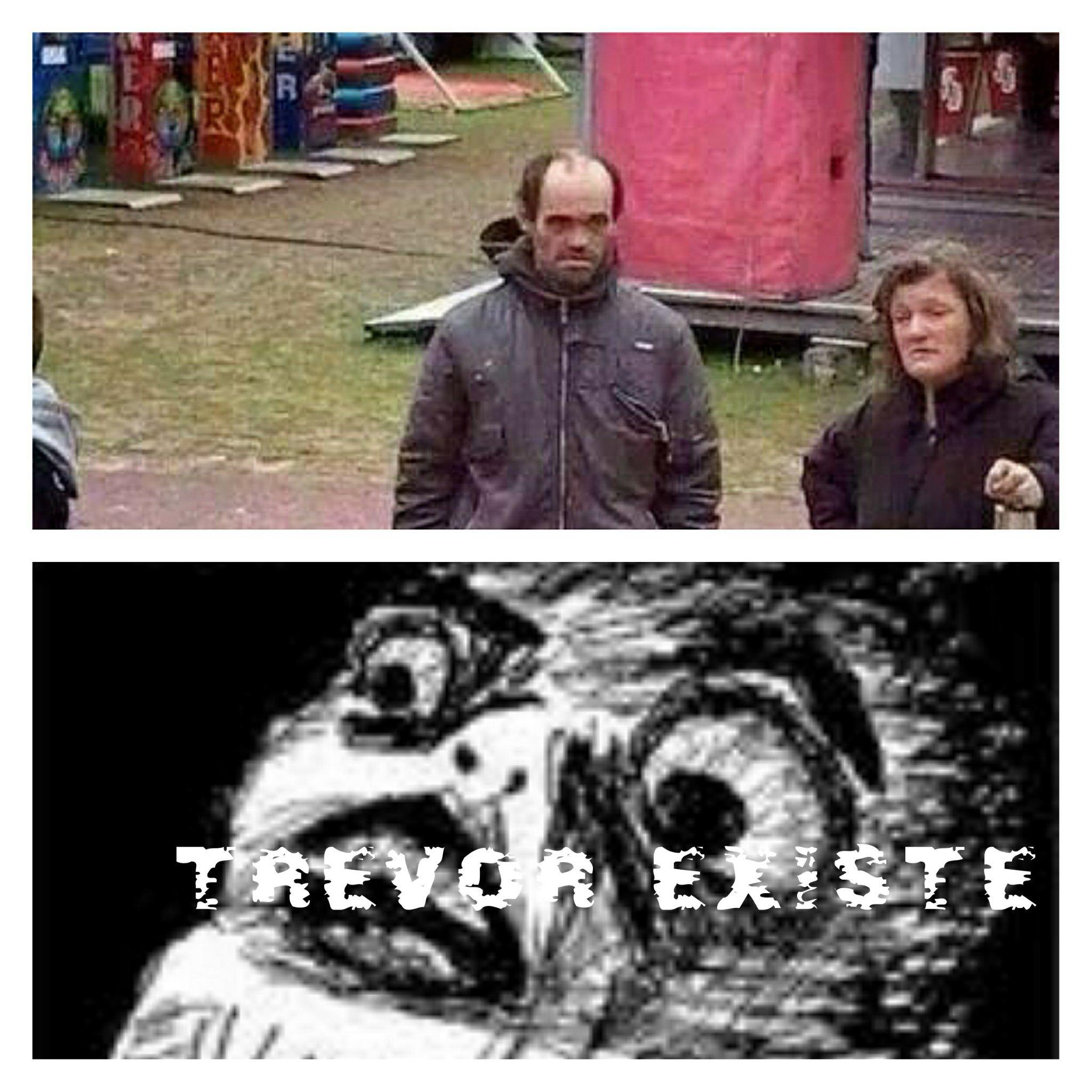 Où sont Michael et Franklin ????? - meme