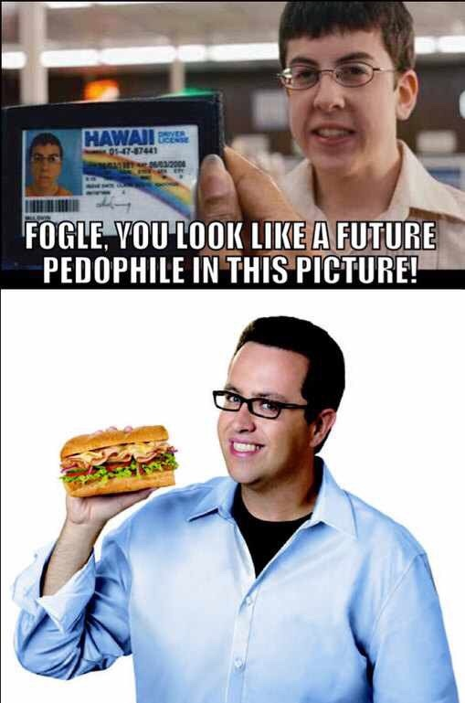 mclovin on the children - meme