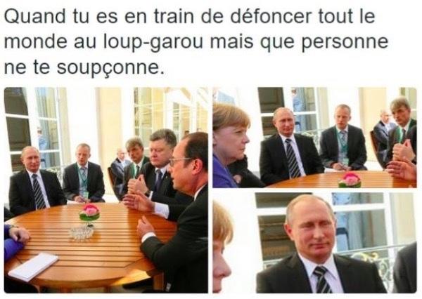 Loup Garou - meme