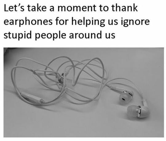 Except when they tangle... - meme