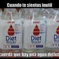 Agua dietetica :v